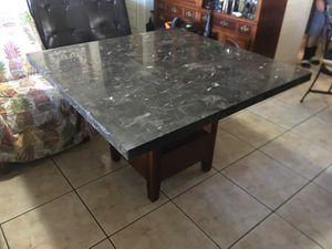 Marble table 48x48 for Sale in Miami, FL