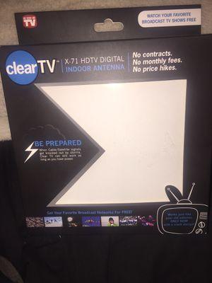 Clear TV x-71 digital antenna for Sale in Ashburn, VA