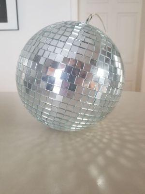 1 foot diameter disco ball for Sale in Nashville, TN