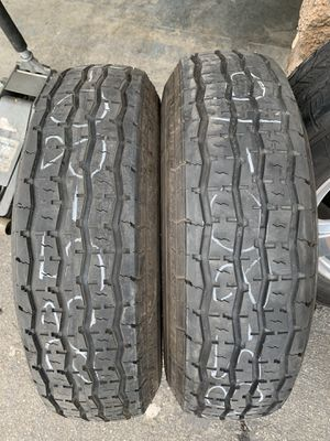 235 80 16 Trailer Tires for Sale in Bakersfield, CA