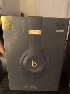 Brand new beats studio 3 wireless for sale for Sale in Annapolis, MD