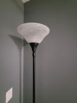 Bronze Torchiere Floor Lamp for Sale in Weston, FL