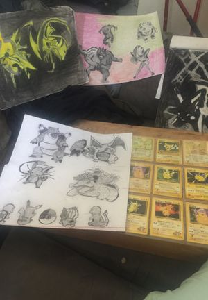 Pokemon cards for Sale in Richardson, TX