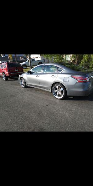 Baratos. Estos rines Nissan Altima for Sale in Bakersfield, CA