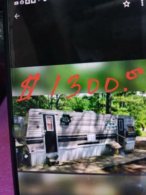 Camper & land 4 sale. Will seperate for Sale in Gadsden, AL