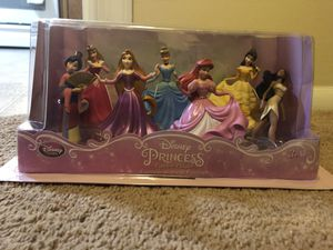 Disney princess figurines for Sale in Gambrills, MD