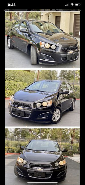2015 Chevy Sonic LT for Sale in Apple Valley, CA