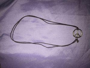 Peace bracelet/anklet for Sale in Sterling, VA