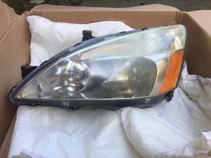Headlights , oem 03-05 accord for Sale in Boston, MA