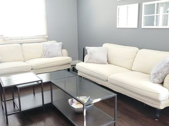 Ikea Sofa Set With Washable Covers for Sale in Hoffman Estates,  IL