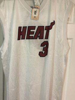 Jersey Miami Heat Size XL $45 for Sale in Miami,  FL