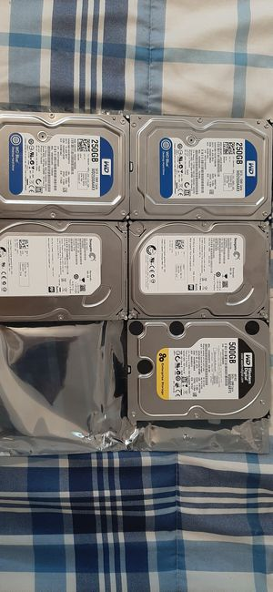Sata Hard Drive Lot for Sale in Jessup, PA