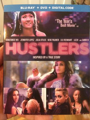 Hustlers Blu-ray Disney Marvel DC Harry Potter the Star Wars movies 3D Bluray and dvd collectors new for Sale in Everett, WA