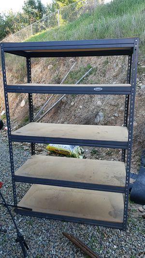 Storage shelf rack for Sale in Lakeside, CA