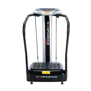 Confidence Fitness Whole Body Vibration Platform Trainer Fitness Machine with Arm Straps for Sale in Huntersville, NC