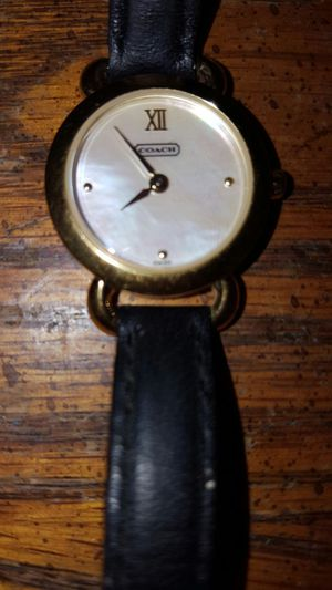 Authentic Female Coach Watch for Sale in Odenton, MD