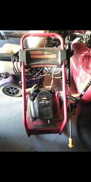 2300 psi pressure washer for Sale in Port Richey, FL