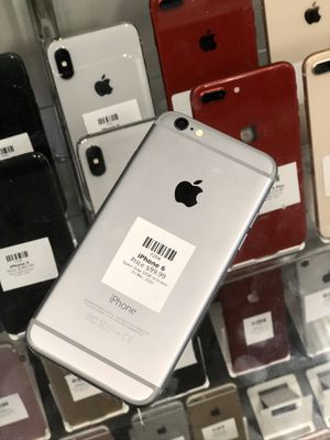 Space Grey IPhone 6 32GB (CARRIER UNLOCKED) for Sale in Rancho Cordova, CA