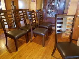 Dinning room table and 6 chairs for Sale in Paducah, KY