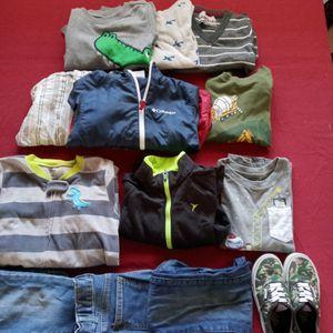 Boy's 5t Clothes & 11c Vans for Sale in Richmond, CA