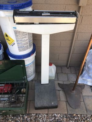 Health o meter scale for Sale in Scottsdale, AZ