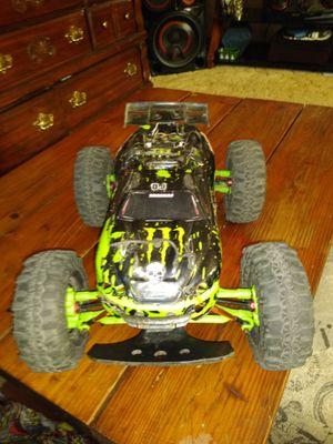Traxxas mini e Revo convrterted to a brushless setup for Sale in Parkersburg, WV