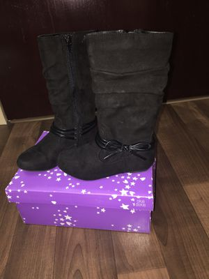 Toddler boots for Sale in Tacoma, WA