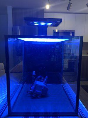 Innovative marine nuvo 10 gallon aquarium fish tank for Sale in Miami, FL