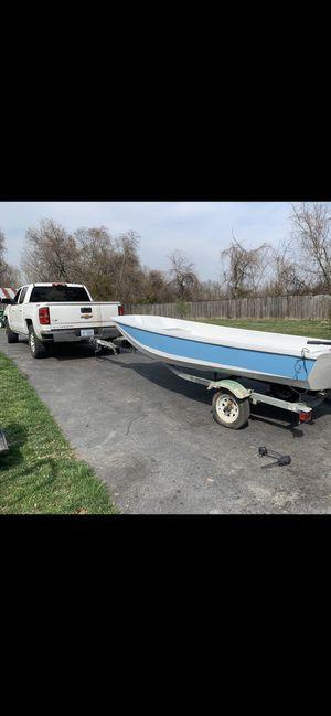 Whaler skiff w no motor for Sale in UPPR MARLBORO, MD