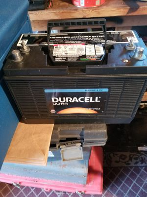 Car audio batterie for Sale in Roseville, MI