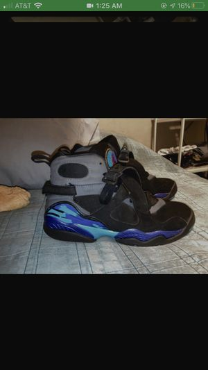 jordan 8 aqua for Sale in Hayward, CA