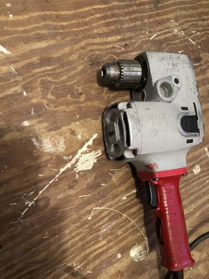 Milwaukee hole hog drill for Sale in Kansas City, MO