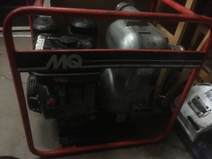 MQ MULIQUIP 3x3 Trash pump for Sale in Bakersfield, CA