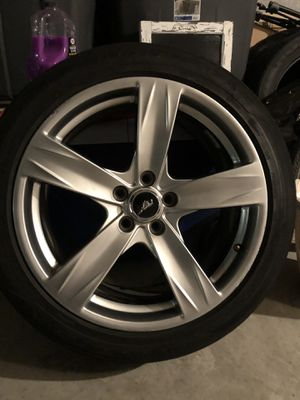 Mustang rims for Sale in Tracy, CA