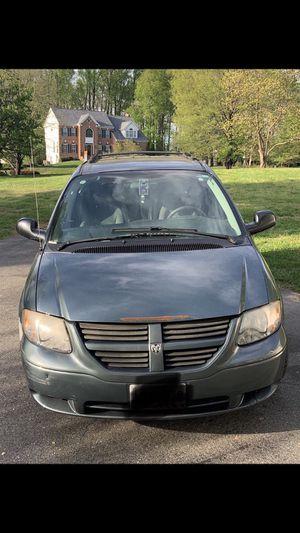 Dodge caravan sxt for Sale in North Bethesda, MD