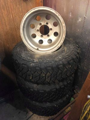 15x10 six lug CHEVY/GMC AND TOYOTA for Sale in Orange, TX