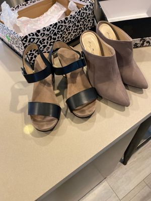 Heels - 2 pair for Sale in Rancho Santa Margarita, CA
