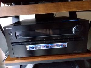 Onkyo tx nr 5009 excellent like new for Sale in Kissimmee, FL