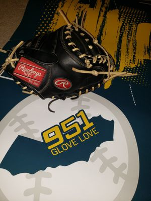 Rawlings Pro Preferred 33inch Catchers glove mitt for Sale in Riverside, CA