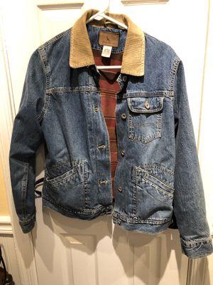 Eddie Bauer Authentic Womens Jean Jacket for Sale in Suffolk, VA