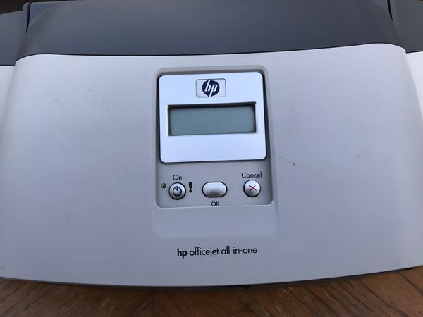 HP officejet 4215