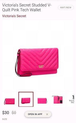 Victoria secret wallet for Sale in Houston, TX