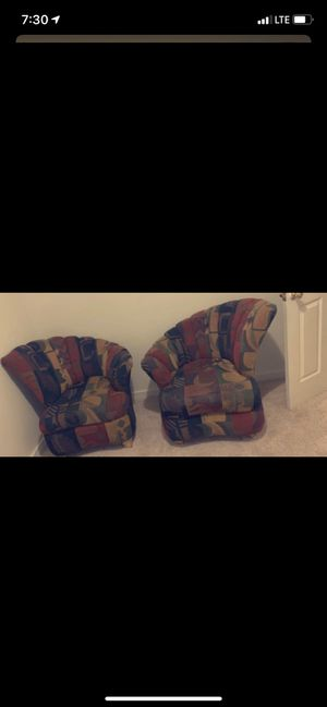 Two twin sofas for Sale in Raleigh, NC