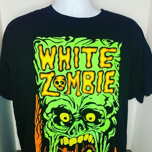 Vintage White Zombie T-shirt XL for Sale in Phoenix, AZ