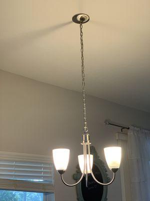 Kitchen light fixture for Sale in Winter Haven, FL