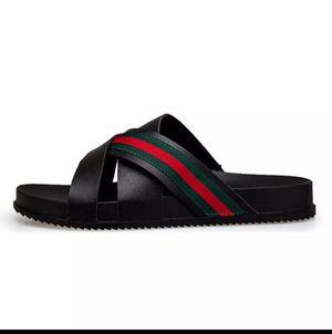 94b02773cb3 Men Slippers Black for sale   Only 4 left at -70%