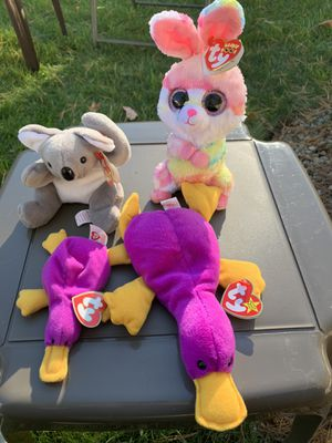 Beanie baby bundle for Sale in Stoughton, MA