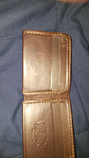 Orox leather wallet for Sale in Portland, OR