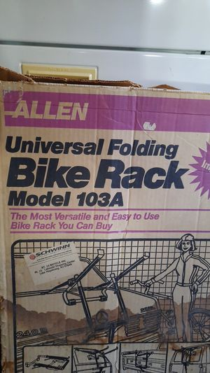Universal 3 Bikes Rack for Sale in Robbinsville Township, NJ