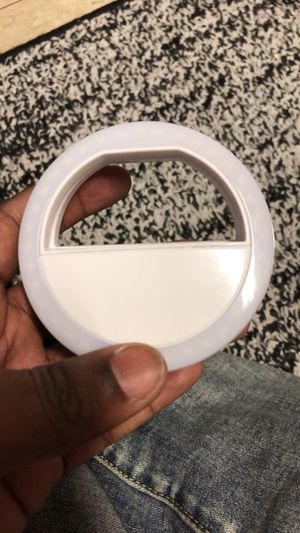 Ring light for Sale in Canyon, TX